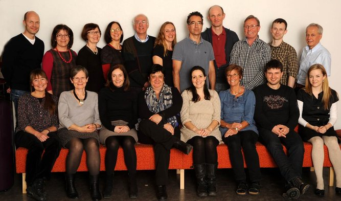 The MCRN Group 2012